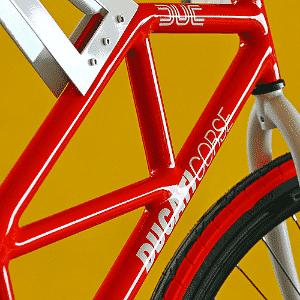 Bicicleta celebra 20 anos da Ducati 916 - Mario Villaescusa/Infomoto