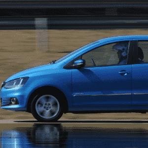 Volkswagen Fox Highline iMotion 2015 - Murilo Góes/UOL