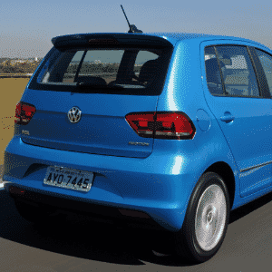 Volkswagen Fox Highline iMotion 2015 - Murilo Góes/UOL