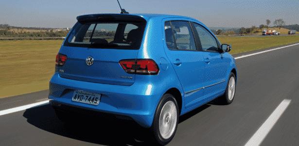 Volkswagen Fox Highline iMotion 2015 antena - Murilo Góes/UOL - Murilo Góes/UOL