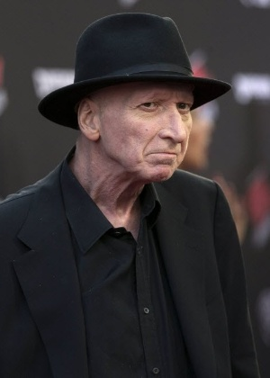 """O diretor e escritor Frank Miller na """"premiere"""" de """"Sin City: A Dama Fatal"""", em Hollywood - Mario Anzuoni/Reuters"""