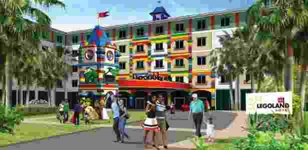 Legoland Florida/Divulgação