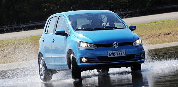 Volkswagen Fox Highline 1.6 I-Motion 615