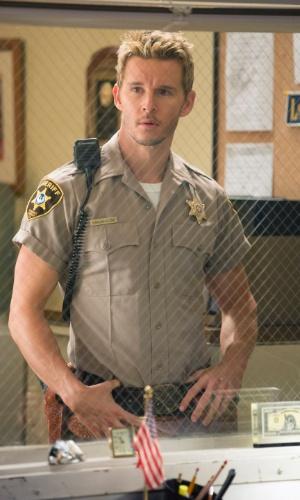 """Ryan Kwanten  é Jason Stackhouse em """"True Blood"""""""