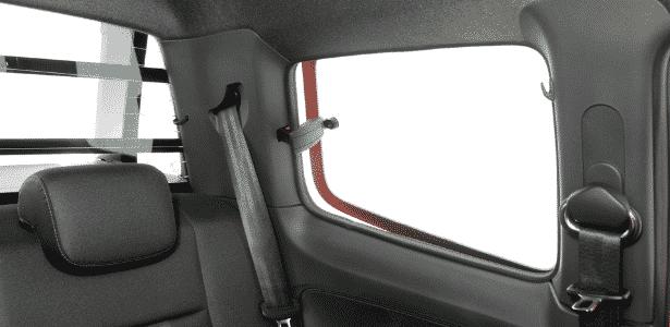 Volkswagen Saveiro Cross Cabine Dupla 2015 - Murilo Góes/UOL - Murilo Góes/UOL