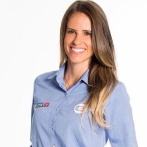 Joanna de Assis, repórter do SporTV - Reprodução