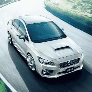 Subaru WRX S4 japonês - Divulgação
