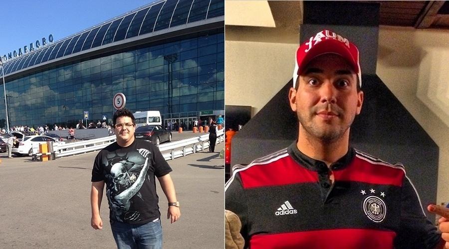 André Marques perdeu mais de 40 quilos