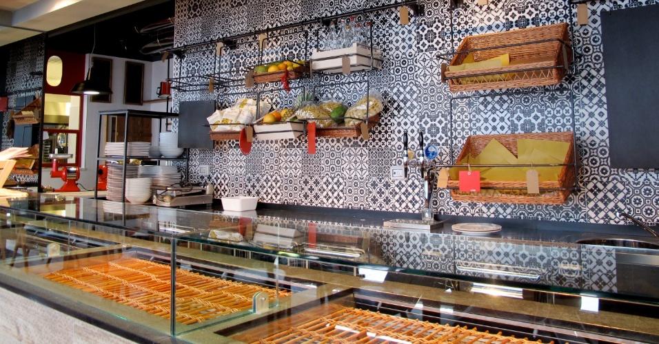 Cacio e Pepe, Amatriciana e outras delícias da gastronomia tipicamente romana são algumas das especialidades do restaurante Rosso