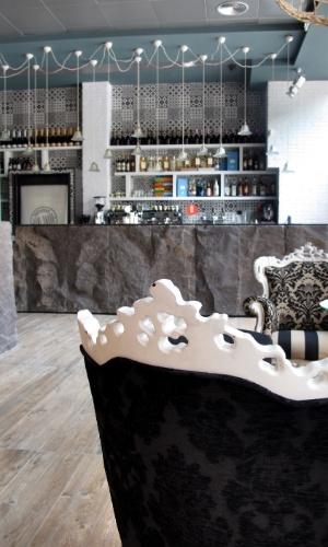 Eat, Drink, Stay é o lema do recém-inaugurado restaurante Rosso