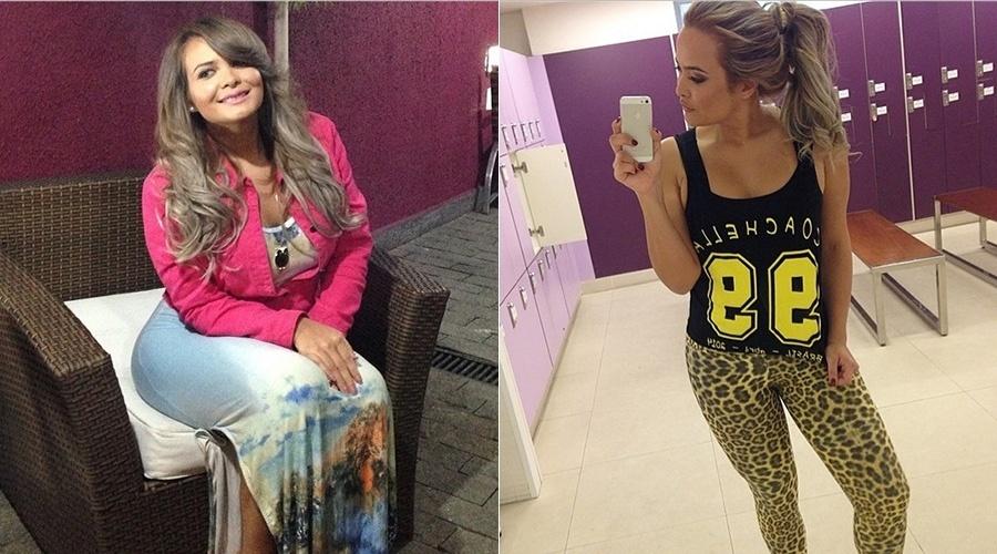Geisy Arruda perdeu 10 quilos