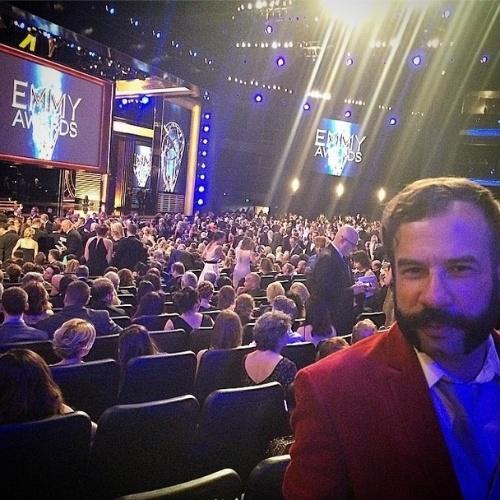 James Cimino, repórter do UOL, assiste ao Emmy 2014 e registra a plateia do Kodak Theater, em Los Angeles, Estados Unidos, momentos antes do início da apresentação