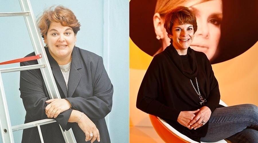 Leonor Corrêa emagreceu mais de 50 quilos