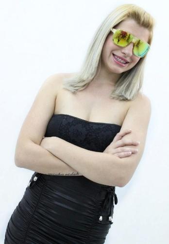 MC Lady Gaga tenta ser irreverente como a popstar americana