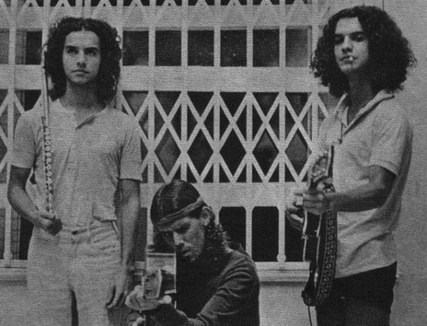 Paulo, Cláudio e Maurício