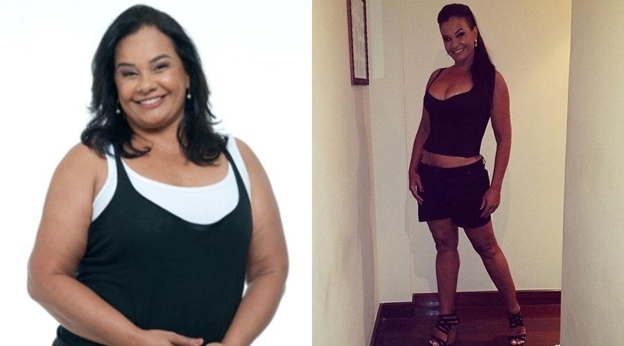 Solango Couto emagreceu mais de 40 quilos