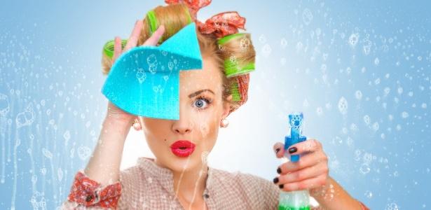 Para limpar a casa, você precisa de utensílios; então dê manutenção adequada a eles - Getty Images