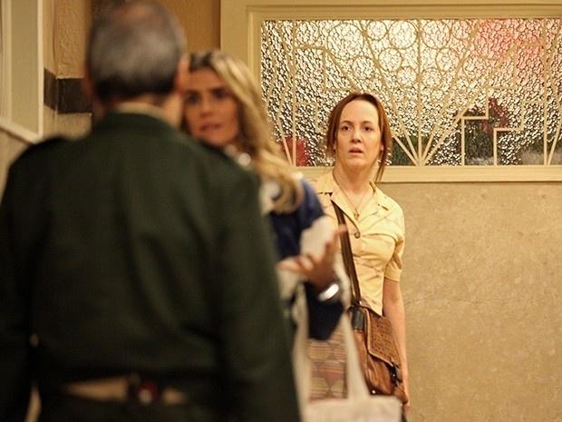 Márcia reconhece Elísio como o pai da bebê desaparecida