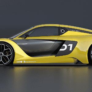 Renault R.S. 01 - Divulgação