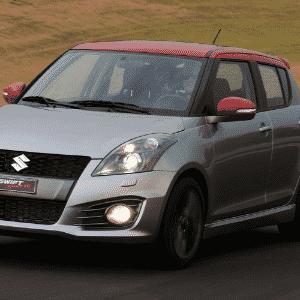 Suzuki Swift Sport R - Murilo Góes/UOL