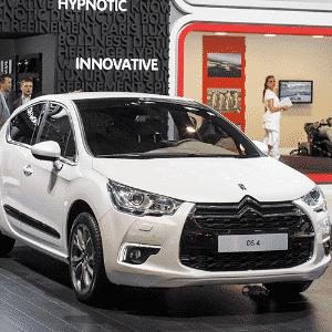 Citroën DS4 no Salão de Moscou 2014 - Danil Kolodin/Newspress