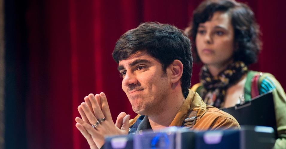 Marcelo Adnet grava participação em