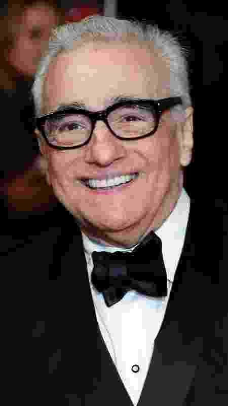 16.fev.2014 - O diretor Martin Scorsese chega ao Bafta, em Londres - Reuters - Reuters
