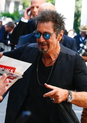 Aos 77 Al Pacino Viverá Mafioso De 39 Anos Em Filme De