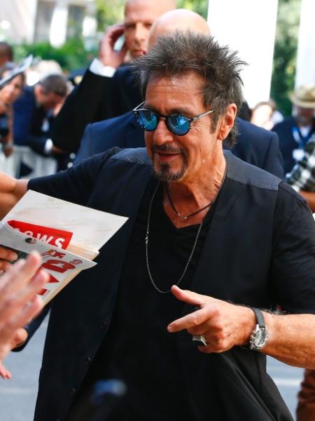 Computação gráfica ajudará Al Pacino, 77, a viver Jimmy Hoffa aos 39 - Reuters
