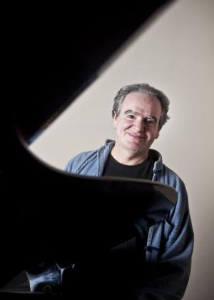 O pianista Benjamim Taubkin - Lucas Lima/Folhapress