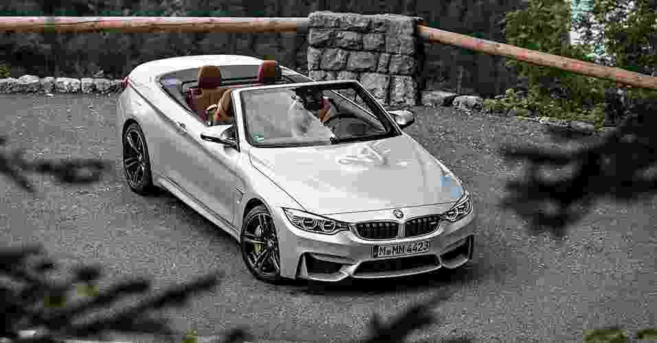 BMW M4 2015 - Divulgação