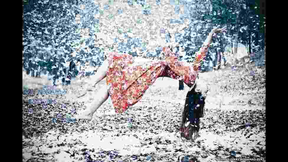"""O Prêmio Mundial de Fotografia da Sony 2015, organizado pela Organização Mundial de Fotografia, está com as inscrições abertas. Ahmad Mohamad Zikri Zuki, da Malásia, apresentou esta imagem: """"Os tempos são difíceis para os sonhadores"""" - Ahmad Zikri Mohamad Zuki"""