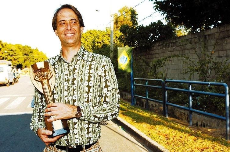 """1.jun.2006 - Pedro Cardoso em cena de """"A Grande Família"""""""