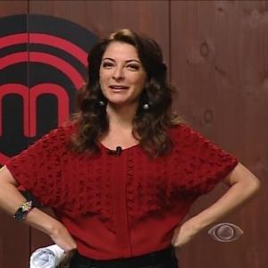 "Ana Paula Padrão comanda o ""Masterchef"" na Band"