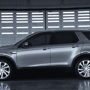 Land Rover Discovery Sport - Divulgação