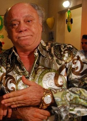 """Tonico Pereira lamenta fim de """"A Grande Família"""""""