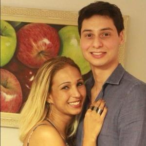 Valesca Popozuda está namorando há quatro meses o empresário Diógenes David