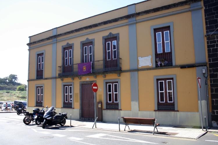 Casa em que viveu o santo José de Anchieta em La Laguna; jesuíta fundou a cidade de São Paulo