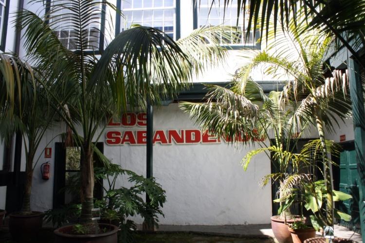 Casa Museu Los Sabandeños, em La Laguna; tradicional grupo musical é bastante conhecido na Espanha e em países da América Latina