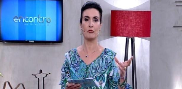 Fátima Bernardes diz que carta não era de Brad Pitt, mas que mesmo assim ficou emocionada