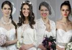 Inspire-se e aprenda a fazer oito coques ideais para quem se casa no verão - Fabiano Cerchiari/UOL