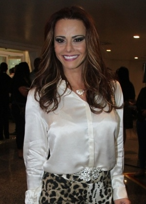 Viviane Araújo diz que ama atuar