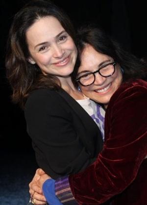 Gabriela Duarte comenta relação com a mãe, Regina Duarte