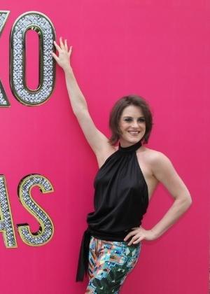 """Alessandra Maestrini diz que sofre preconceito no """"mundo gay"""""""