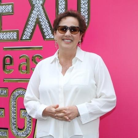 """Claudia Jimenez diz ter """"encaretado"""" com o passar do tempo - Anderson Borde/AgNews"""
