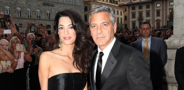 George Clooney e Amal Alamuddin se casarão em cerimônia pequena
