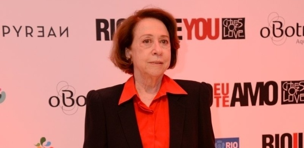Atriz Fernanda Montenegro