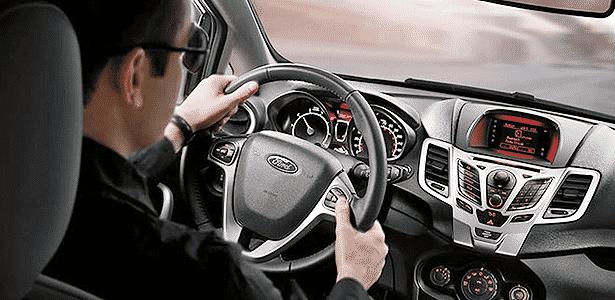 Ford New Fiesta Sync - Divulgação - Divulgação