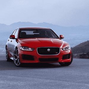 Jaguar XE - Reprodução