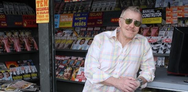 Miguel Falabella chegou à conclusão que prefere escrever séries a novelas